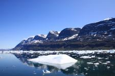 <h5>Qaqortoq 2009</h5><p>Billedet er taget da vi var ude og sejle. En super smuk dag, krydret med den smukkeste natur. Photo/foto © Otto Motzfeldt</p>