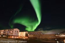 <h5>Nuuk</h5><p>Niels Joelsen Heilmann har sendt dette smukke billede. © Niels Joelsen Heilmann</p>