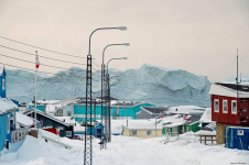 <h5>Ilulissat</h5><p>© Augo Jansen har taget dette billede fra smukke Ilulissat. </p>