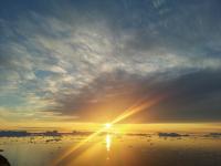 <h5>Ilulissat</h5><p>Laila Cortzen har taget dette billede fra smukke Ilulissat. © Laila Cortzen</p>