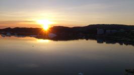 <h5>Ilulissat</h5><p>Oline Lundblad har taget dette billede fra smukke Ilulissat. © Oline Lundblad</p>