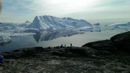 <h5>Ilulissat</h5><p>Tina Lauritsen har taget dette billede fra smukke Ilulissat. © Tina Lauritsen</p>
