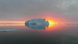 <h5>Ilulissat</h5><p>Lars Ulrik Thomsen har taget dette utrolige smukke billede. © Lars Ulrik Thomsen</p>
