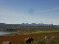 <h5>Qaqortoq</h5><p>Dorthinnguaq Brønlundhar taget dette smukke billede fra Igaliku. Copyright Dorthinnguaq Brønlund</p>