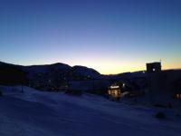 <h5>Qaqortoq</h5><p>Nuka Korsgaard har taget dette smukke billede fra byen. Copyright Nuka Korsgaard</p>