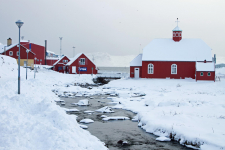 <h5>Qaqortoq</h5><p>Poul Hans Hard har taget dette smukke billede. Copyright Poul Hans Hard</p>