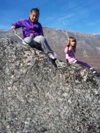 <h5>Qaqortoq</h5><p>Laila Mølgaard Motzfeldt har taget dette smukke billede. Copyright Laila Mølgaard Motzfeldt</p>