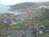 <h5>Qaqortoq</h5><p>Laila Mølgaard Motzfeldt har taget dette smukke billede. © Laila Mølgaard Motzfeldt</p>