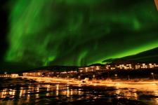 <h5>Nuuk</h5><p>Ingrid Christensen har taget dette smukke billede. Copyright Ingrid Christensen</p>