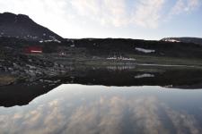 <h5>Qeqertarsuaq</h5><p>Saalamiit Møller Lorentzen har taget dette smukke billede. © Saalamiit Møller Lorentzen</p>