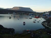 <h5>Qeqertarsuaq</h5><p>Søren Aadaralak Lyberth har taget dette smukke billede. © Søren Aadaralak Lyberth</p>