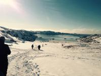 <h5>Ilulissat</h5><p>Kirsten Lange Sandgreen har taget dette billede fra smukke Ilulissat. © Kirsten Lange Sandgreen</p>
