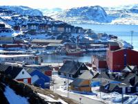 <h5>Qaqortoq </h5><p>Kunuk Mølgaard Motzfeldt har taget dette billede fra smukke Qaqortoq. © Kunuk Mølgaard Motzfeldt</p>