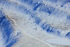 <h5>Kangerlussuaq</h5><p>© Karl Bidstrup. Karl Bidstrup har taget dette smukke billede i Kangerlussuaq</p>
