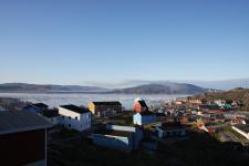 <h5>Qaqortoq</h5><p>© Otto Motzfeldt.</p>