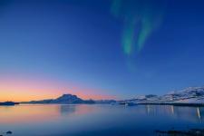 <h5>Nuuk</h5><p>Billede 2: © Carlo Miki Lukassen. Et smukt billede fra Nuuk.</p>