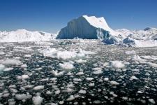<h5>Ilulissat</h5><p>Billede 10: © Hervé Danis. Picture taken near Ilulissat</p>