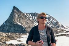 <p>©Carlo Miki Lukassen. Carlo har været på fototur med Air Greenland på Grønlands mest berømte fjeld, Sermitsiaq.</p>