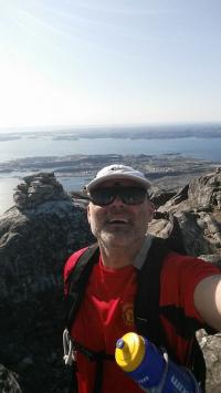 <h5>Nuuk</h5><p>© Allan Pertti Frandsen. Allan har taget disse fede billeder fra toppen af Store Malene.</p>