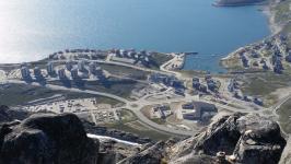 <h5>Nuuk</h5><p>© Allan Pertti Frandsen. Allan har taget disse fede billeder fra toppen af Store Malene. 788 meter over havets overflade. Bestemt en oplevelse værd.</p>