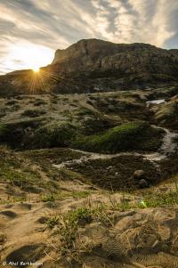<h5>Sisimiut</h5><p>© Abel Berthelsen, AB Photography, har taget dette smukke billede i Sisimiut.</p>