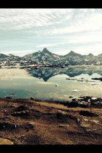 <p>© Preben Rasmussen har taget dette smukke billede i Tasiilaq.</p>