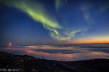 <h5>Nuuk</h5><p>© Paw Hjortstrøm. Et helt igennem smukt billede.</p>