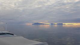 <h5>Sommer i Qeqertarsuaq</h5><p>© Johan Svendsen. Johan Svendsen har taget dette smukke billede nær Qeqertarsuaq.</p>