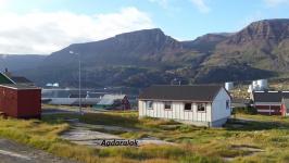 <h5>Sommer i Qeqertarsuaq</h5><p>© Søren Andaralak Lyberth.Søren Andaralak Lyberthhar taget dette smukke billede i Qeqertarsuaq.</p>