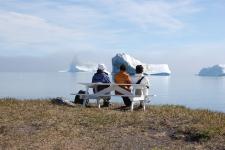 <h5>Greenland - land of beauty 2017</h5><p>Billede nr. 28:   © Saalamiit Møller Lorentzen har taget dette smukke billede.</p>