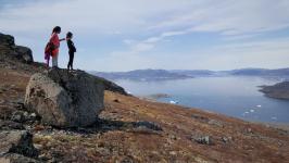 <h5>reenland - land of beauty 2016</h5><p>Billede nr. 45:     © Kunuk Mølgaard Motzfeldt har taget dette smukke billede i Narsaq. Maj 2016.</p>