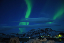 <h5>Greenland - land of beauty 2016</h5><p>Billede nr. 58: © Thala Geraae-Nielsen.  Nanortalimmi arsarnerit.</p>
