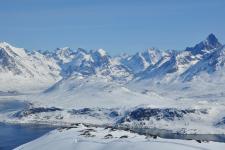 <h5>Greenland - land of beauty 2016</h5><p>Billede nr. 55: © Thala Geraae-Nielsen.  Nanortallip eqqaani qaqqarsuit.</p>
