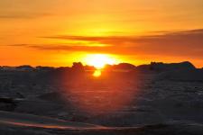 <h5>Greenland - land of beauty 2016</h5><p>Billede nr. 57: © Thala Geraae-Nielsen.  Qeqertarsuarmi seqernup nuinera.</p>