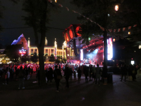 <p>Gennem begge dage, var der fantastisk underholdning. Fantastisk arrangeret, qujanaq! © Otto Motzfeldt</p>