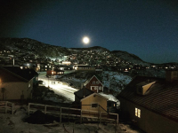<h5>Qaqortoq</h5><p>© Nuka Joorut Korsgaard har taget dette billede af Qaqortoq.</p>