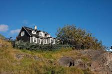 <h5>Qaqortoq</h5><p>© Ole J. Petersen har taget dette billede i Qaqortoq.</p>