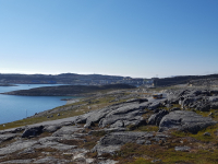 <h5>Nuuk</h5><p>© Christian Taburanal Rasmussen har taget dette billede i Nuuk.</p>