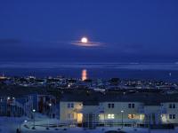 <h5>Ilulissat</h5><p>© Erene Olsvig har taget dette billede over smukke Ilulissat.</p>