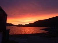 <h5>Qaqortoq</h5><p>Solnedgang <3  © Najaaraq K. Abelsen</p>