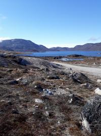<h5>Qaqortoq</h5><p>Storesøen. Photo/foto © Susanne Heilmann</p>