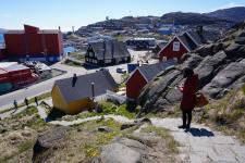 <h5>Qaqortoq</h5><p>Photo/foto © Kunuk Mølgaard Motzfeldt</p>