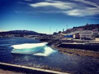 <h5>Qaqortoq</h5><p>Havnen i Qaqortoq Photo/foto © Nuka Korsgaard</p>