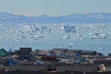 <h5>Ilulissat</h5><p>© Erene Olsvig har taget dette fantastiske billede i Ilullissat.</p>