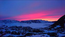 <h5>Qaqortoq</h5><p>© Tukummeq Mølgaard har taget dette smukke billede i Qaqortoq </p>