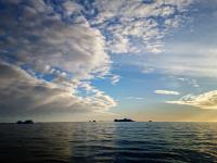 <h5>Qaqortoq </h5><p>© Âjo Chr Lynge Hard har taget dette smukke billede nær Qaqortoq. April 2018</p>