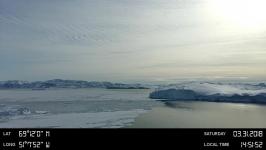 <h5>Ilulissat</h5><p>© Karl-Ole Kristen har taget dette smukke billede.</p>