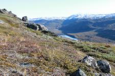 <h5>Nuuk</h5><p>© Otto Motzfeldt. Nyder den smukke natur 2 1/2 times sejlads nord for Nuuk.</p>